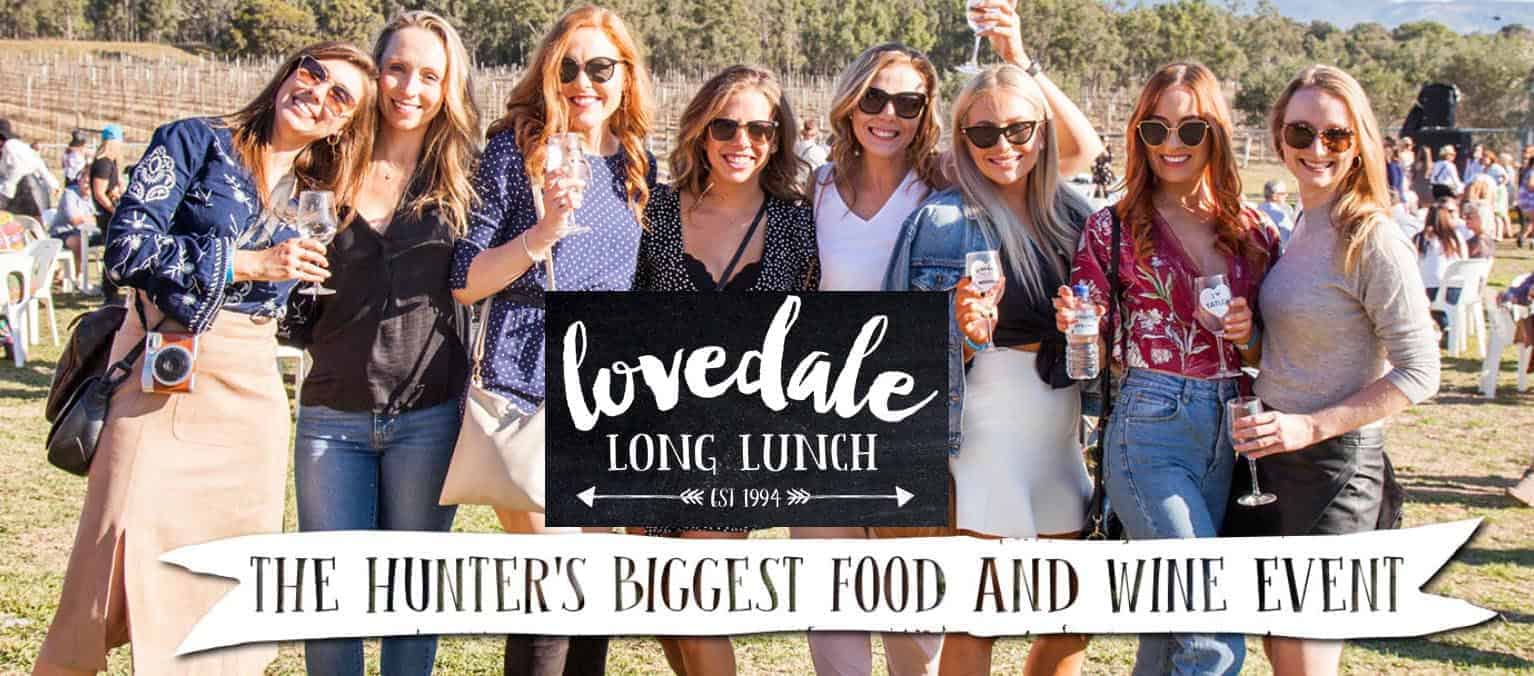 Lovedale Long Lunch May 2020
