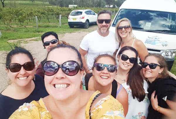 Hunter Valley Tours - Blueberry Hill Wines Pokolbin