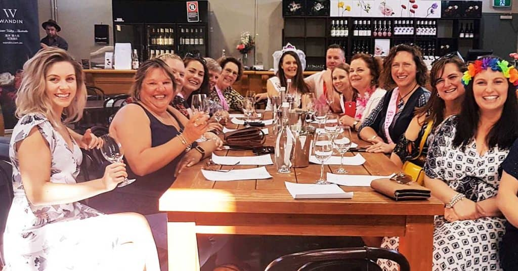 Hens Party Lovedale